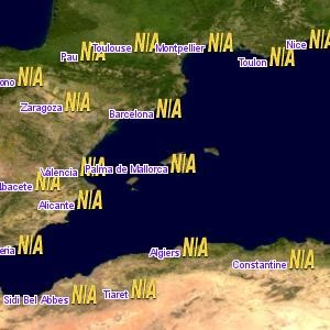 Majorca Weather (Homepage)