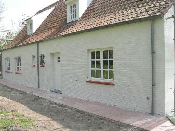 gevel - kaleien + rood dak