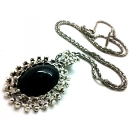 Bella Black Kava Necklace $11.00
