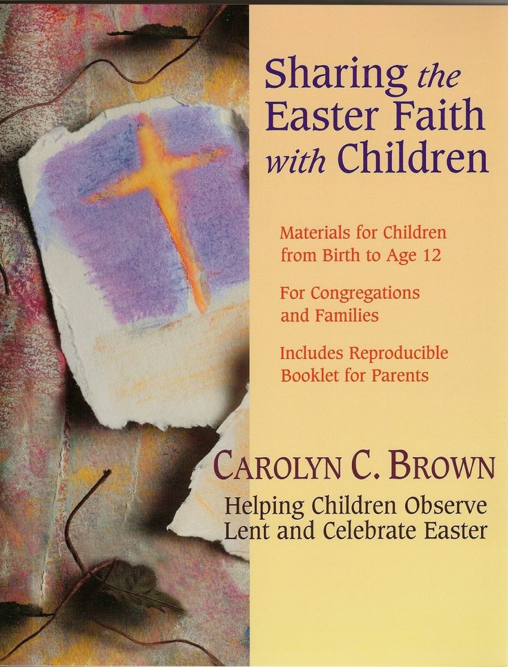 t  Lent and Easter are the most important seasons of the church year. They are filled by important disciplines and high holy days t...