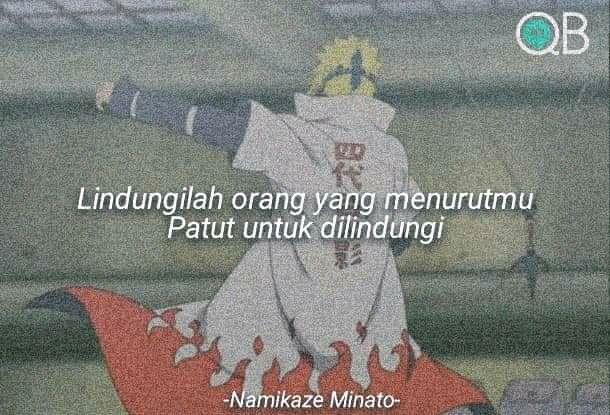 Kata Naruto Lebih Buruk Dari Sampah - KATABAKU