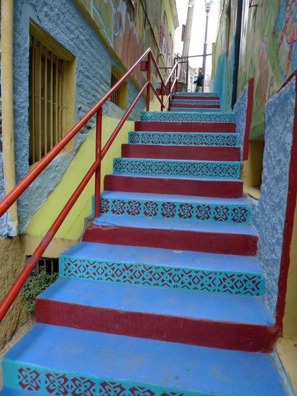 Superior Worldu0027s Most Beautiful Street Stair Art   Moco Choco