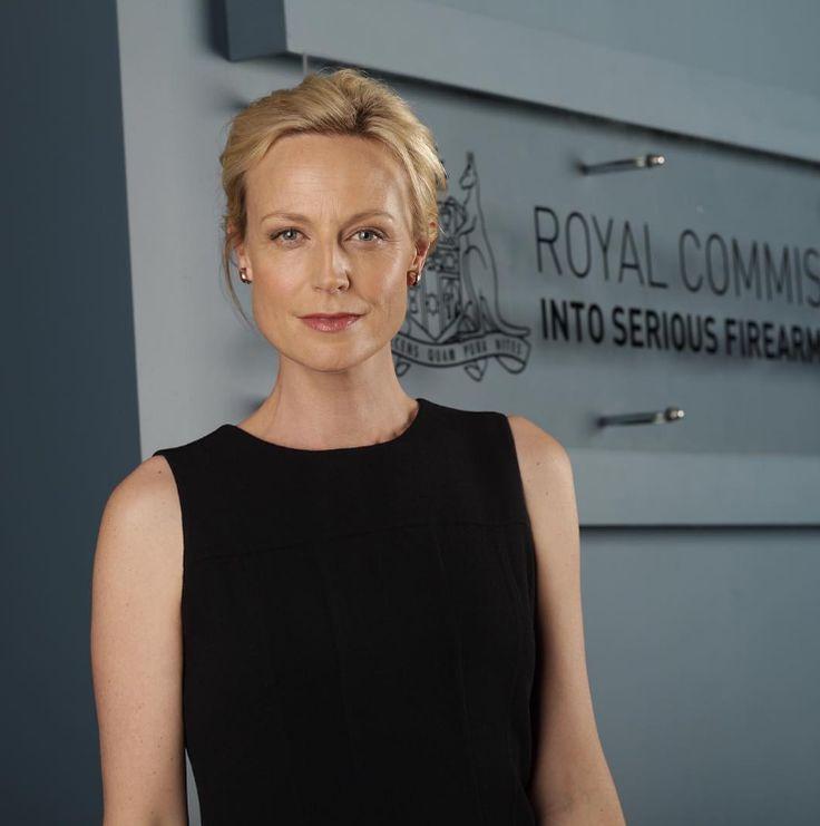 Marta Dusseldorp - Janet King Season 2