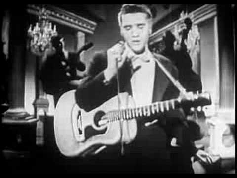 Elvis - I Want You, I Need You , I Love You. ~ This song really showcases his Golden Voice.