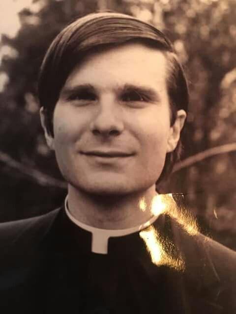 Paulist Fr. Bruce Nieli early in his priesthood.