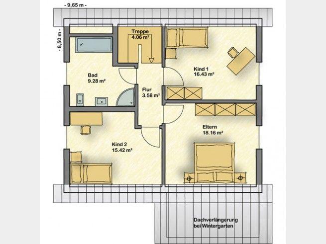 Die besten 17 bilder zu grundriss f rs traumhaus floor for Beste grundrisse einfamilienhaus