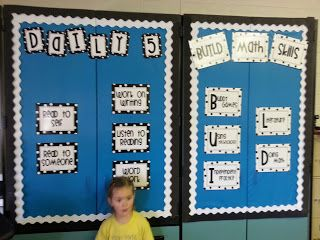 MMI: Math Letters, Dying, Daily 5 Board, BUILD Board