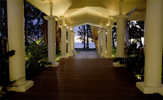 Tropical Romance at The Reef House Boutique Resort & Spa - Palm Cove, Queensland