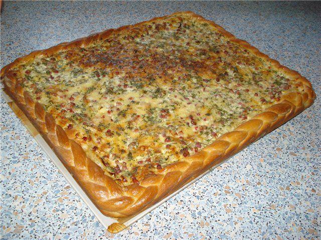 Пироги от Ивановны : Выпечка несладкая
