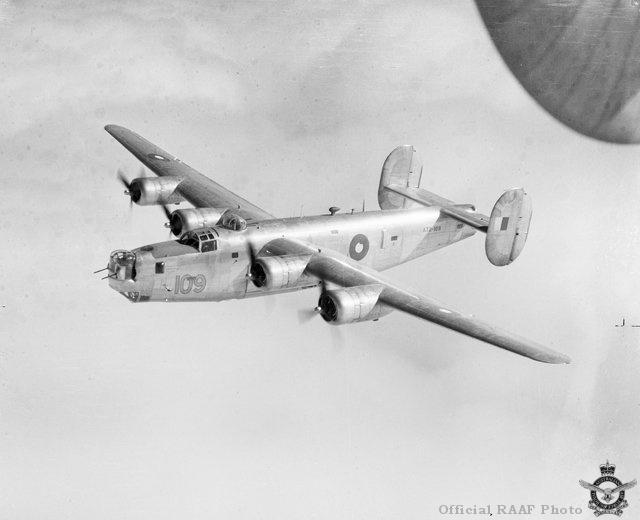 B-24 Liberator Royal Australian Air Force