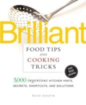 Food Tips and Tricks! Great book.: Kitchens, Kitchen Hints, Cookingtricks, Book, Ingenious Kitchen, Cooking Tricks, 5 000 Ingenious, Brilliant Food, Food Tips
