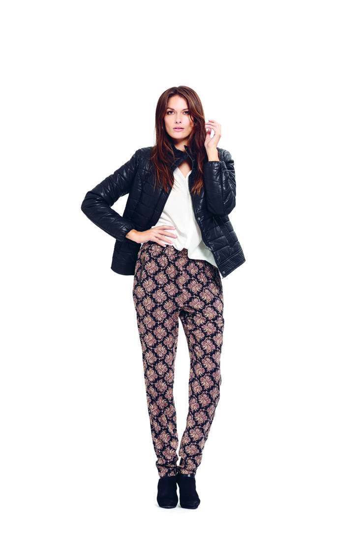 soyaconcept - jacket - shirt - blouse - pants - prints