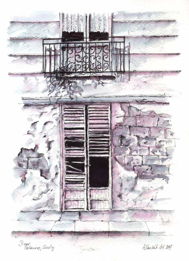 Door, Palermo