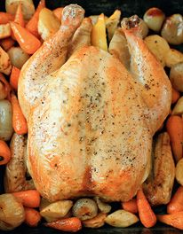 Mary Berry Recipe Whole Roasted Garlic Chicken