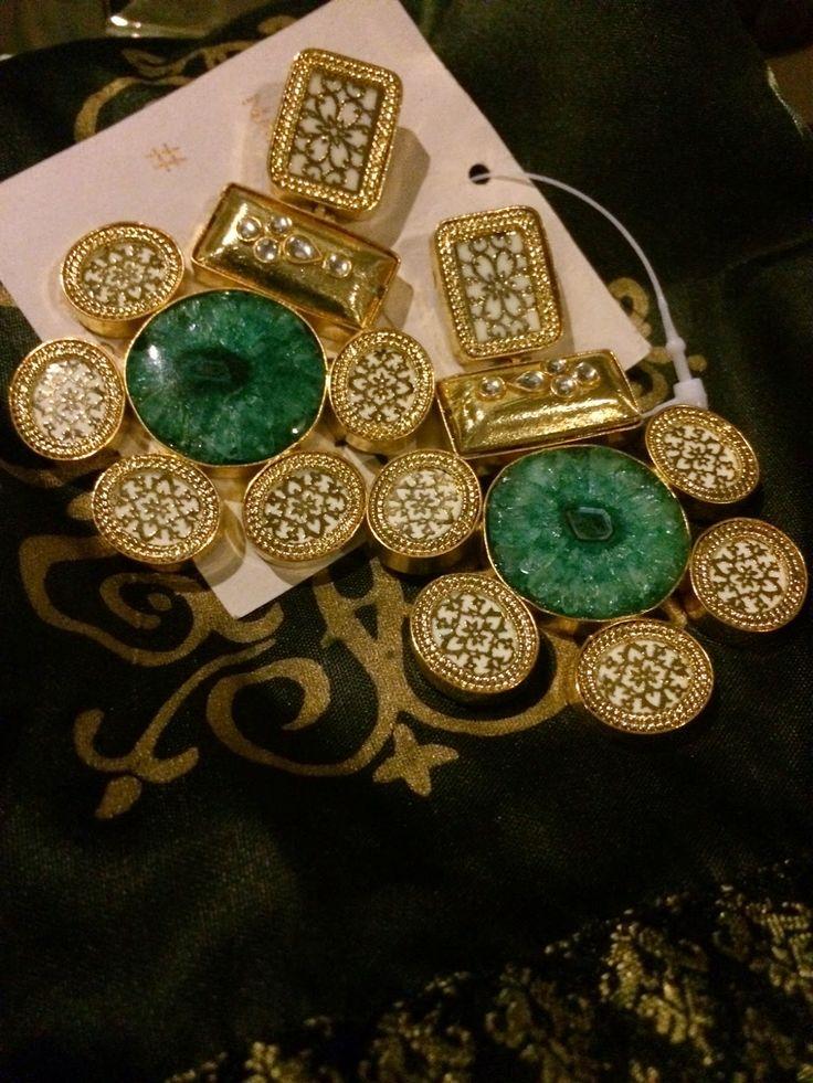 Shehla Chatoor Jewellery Exhibtion