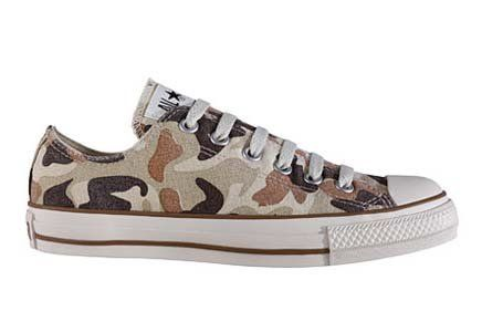 6e8142ee8e0b Amazon.com  Converse Chuck Taylor All Star Lo top Desert Sun Faded Camo  Shoes