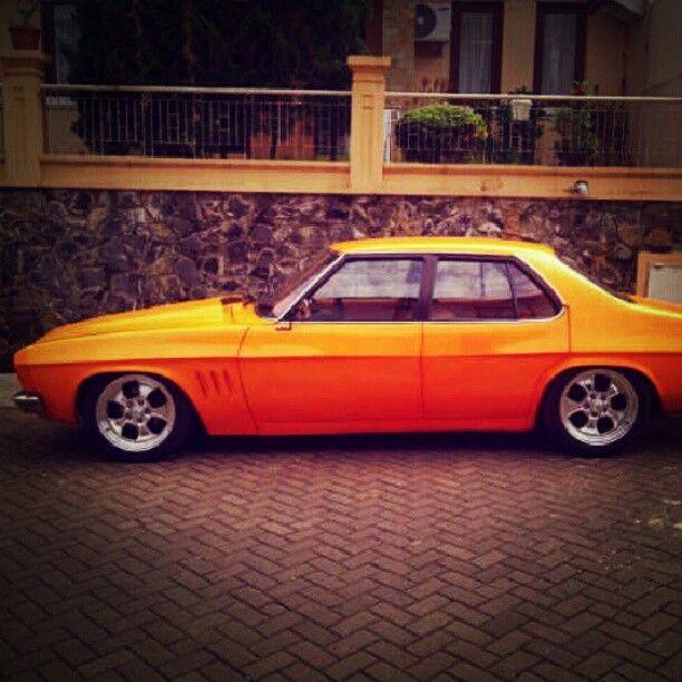 #all_shot #statesman #statigram #speed #school #fast #holden #hot_shot #kingswood #photos #premier #old #instacar #instagram #instanesia #indogram #instadonesia #instanusantara #urban #tagstagram #webstagram #wagon #muscle #car #cars #classic - @Egi Saputra- #webstagram Holden Classic Car - Aussie Muscle Like Sunkist