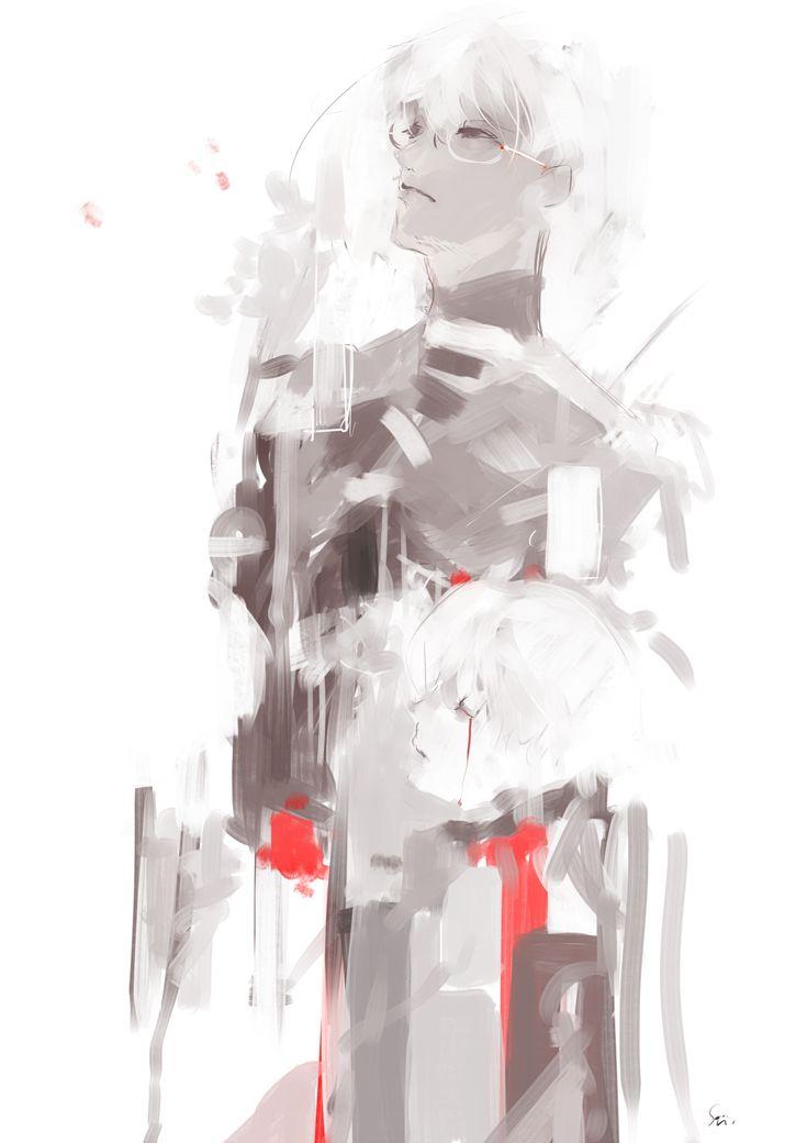 NEKOMA, asbehsam:   Sui Ishida's art of Arima Kishou and...