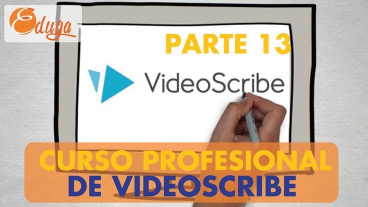 Exportar videos en VideoScribe