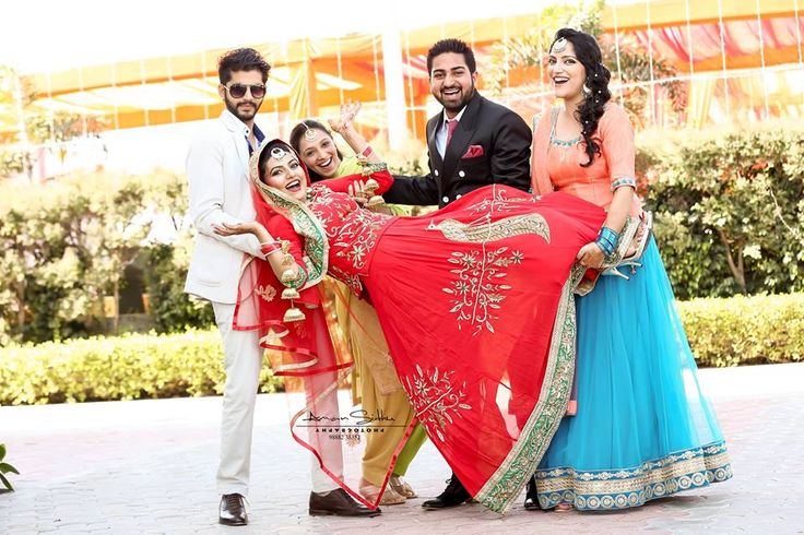 #bride #Beautiful #wedding #Love #Fun #india #www.amansidhu.com