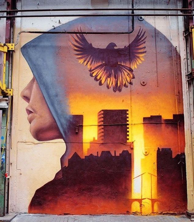 #TBT 2013 by Martin Travers in Amsterdam, NL (LP)