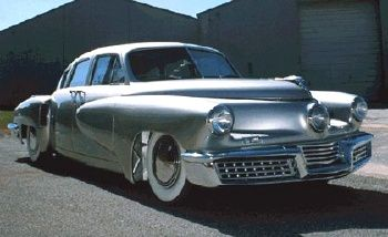 The Man and His Dream - Tucker48