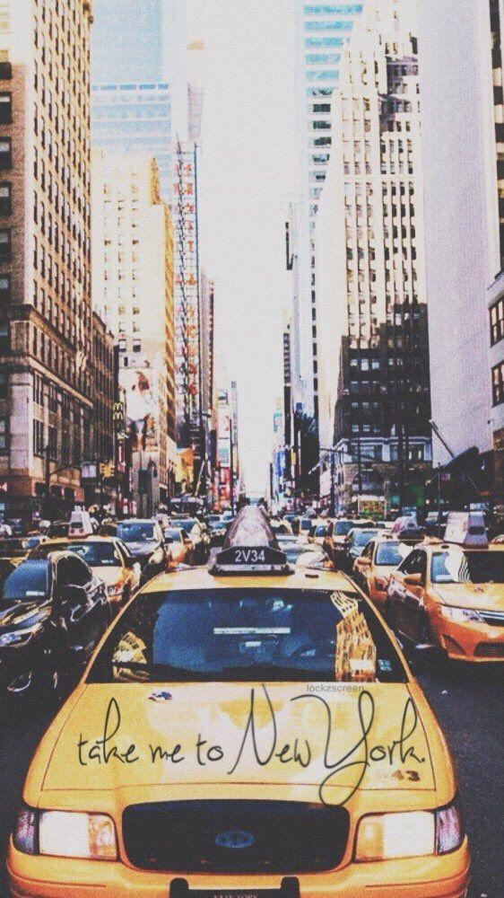 ✔ Wallpaper Lockscreen New York City                              …