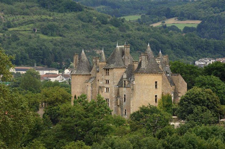 Château de Montal, Saint-Jean-Lespinasse. Midi-Pyrénées
