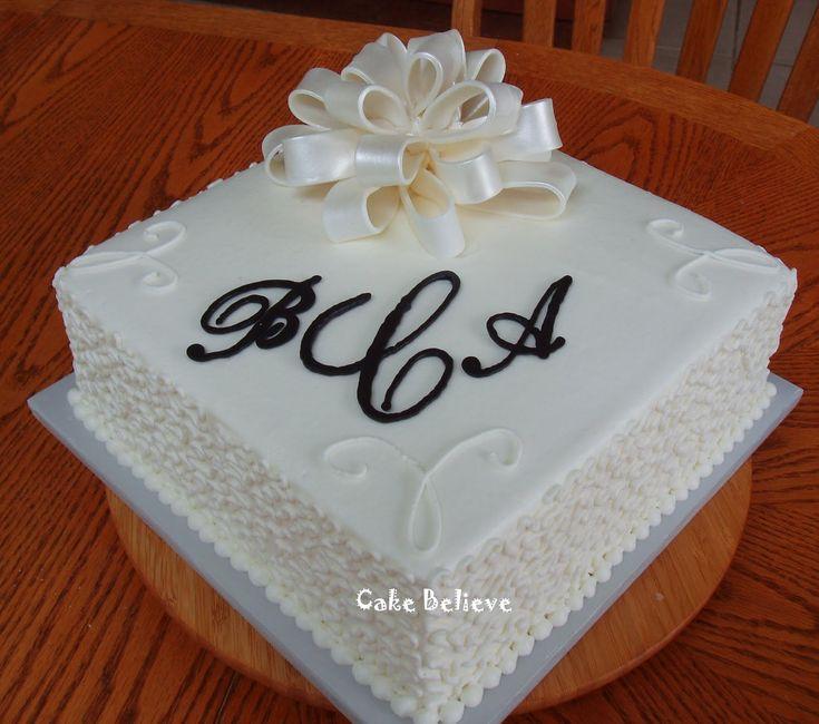 76 best images about Bridal shower cake on Pinterest ...