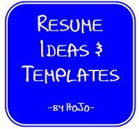 hojos teaching adventures resume tips templates for teachers - Resume Templates For Educators