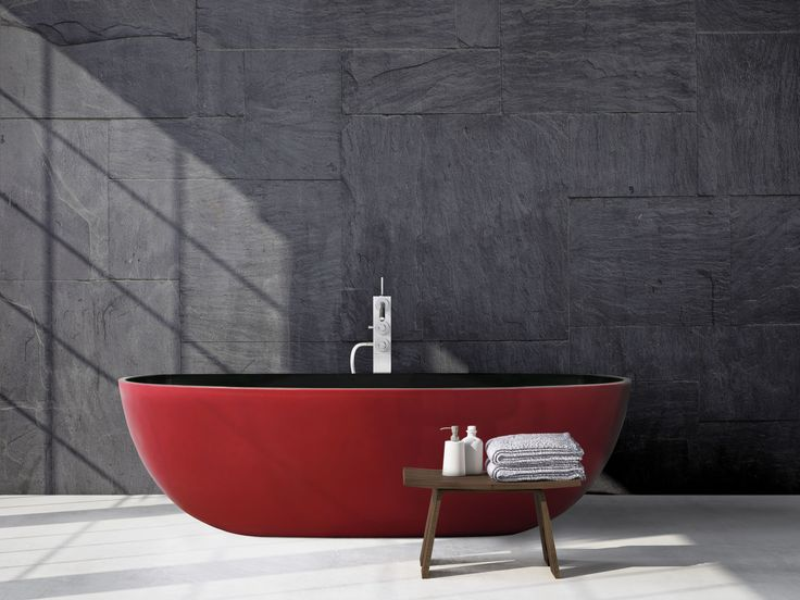Interno Bath – Coloured | Livingstone Baths