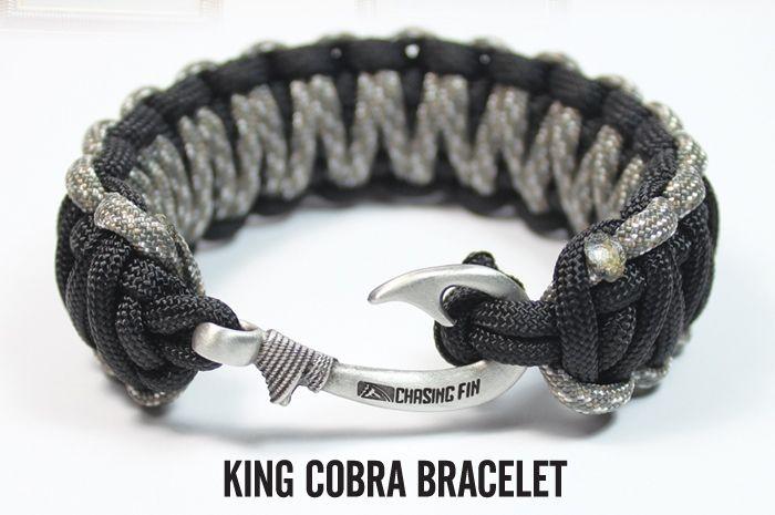 Paracord Fish Hook Bracelets by Christian Diamante — Kickstarter