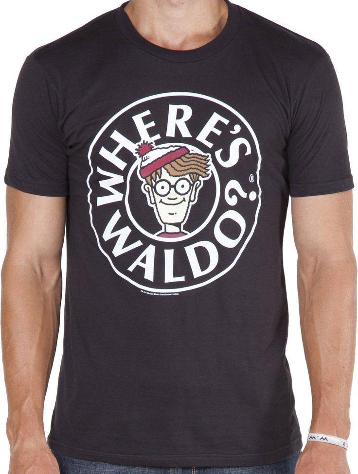 Wheres Waldo Shirt