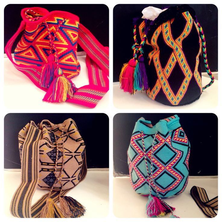 Our latest obsession: Miss Mochila! Enter our editor's pick giveaway to win one of these boho chic bags: http://shop.harpersbazaar.com/miss-mochila-giveaway