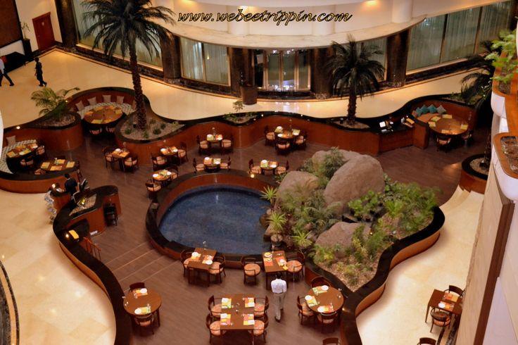 Hyderabad - Taj Deccan Hotel lobby
