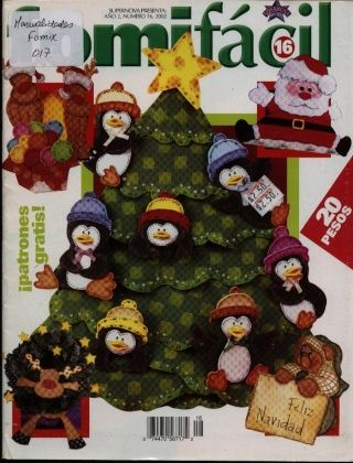 Revistas Navidad http://manualidadesamigas.foroargentina.net/