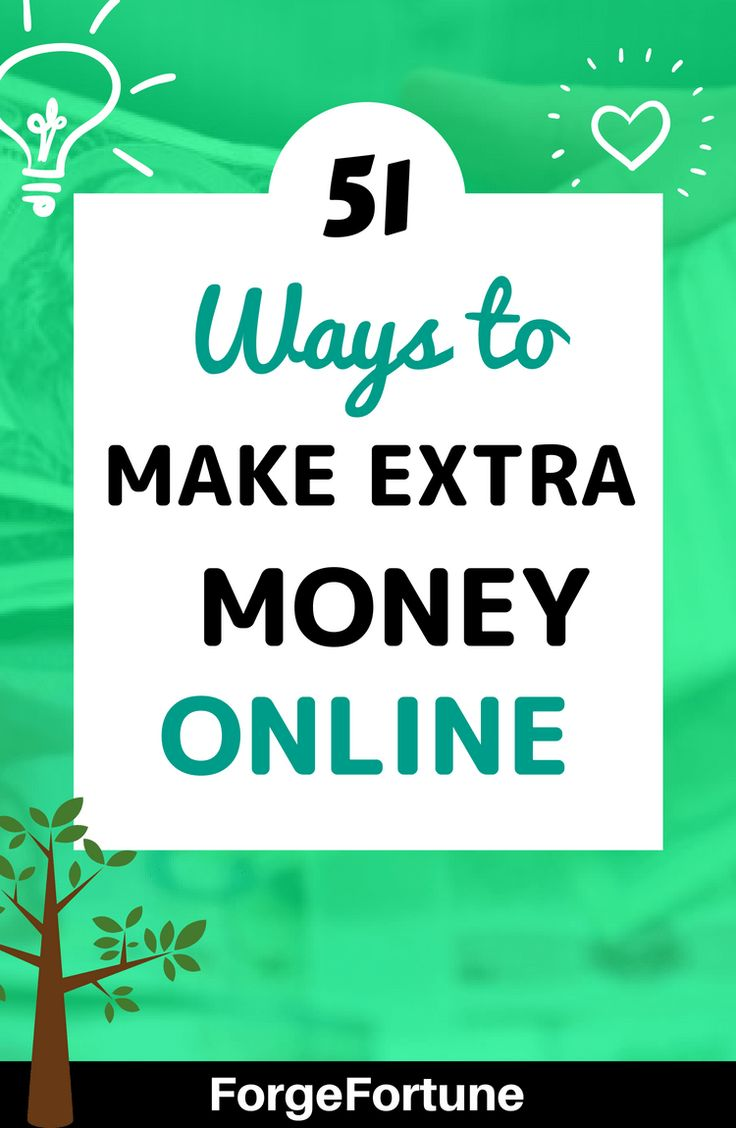 51+ Brilliant Ways to Earn Extra Money Online – I'm the boss