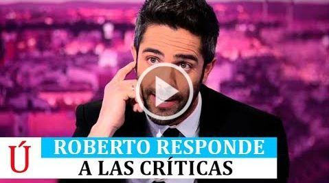 La contestación de Roberto Leal OMG 👏👏👏👏    #OperacionTriunfo  http://www.ledestv.com/es/aficiones/television/video/la-contestacion-de-roberto-leal-a-los-criticos-a-su-acento-se-hace-viral/4523