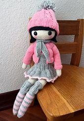 Ravelry: BereaGirl's Masha Doll