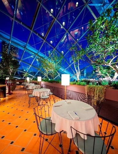 restaurant pollen gardens by the bay singapore miks pics gardens by - Garden By The Bay Breakfast