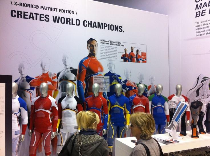X-BIONIC® Energy Accumulator® EVO World Champion Editions