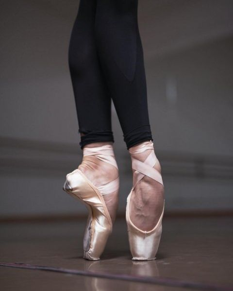 Best 25 Pointe shoes ideas on Pinterest  Ballet