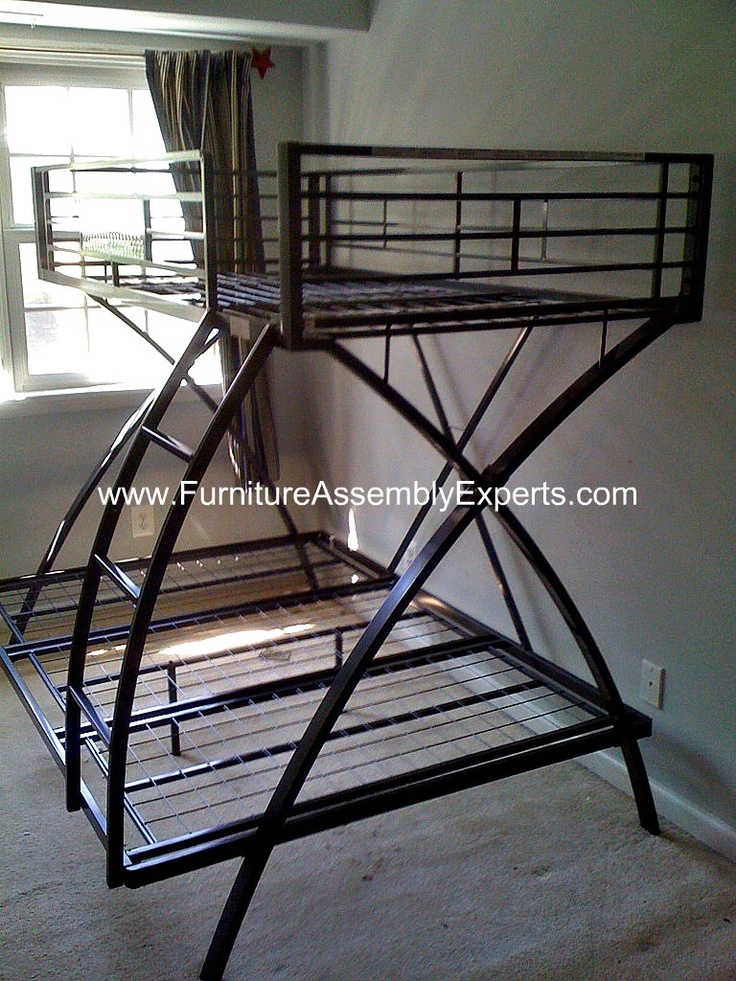 17 Best Images About Bunk Bed Assembly Service Contractor