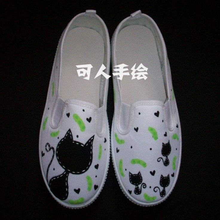 canvas shoes art - Google Search
