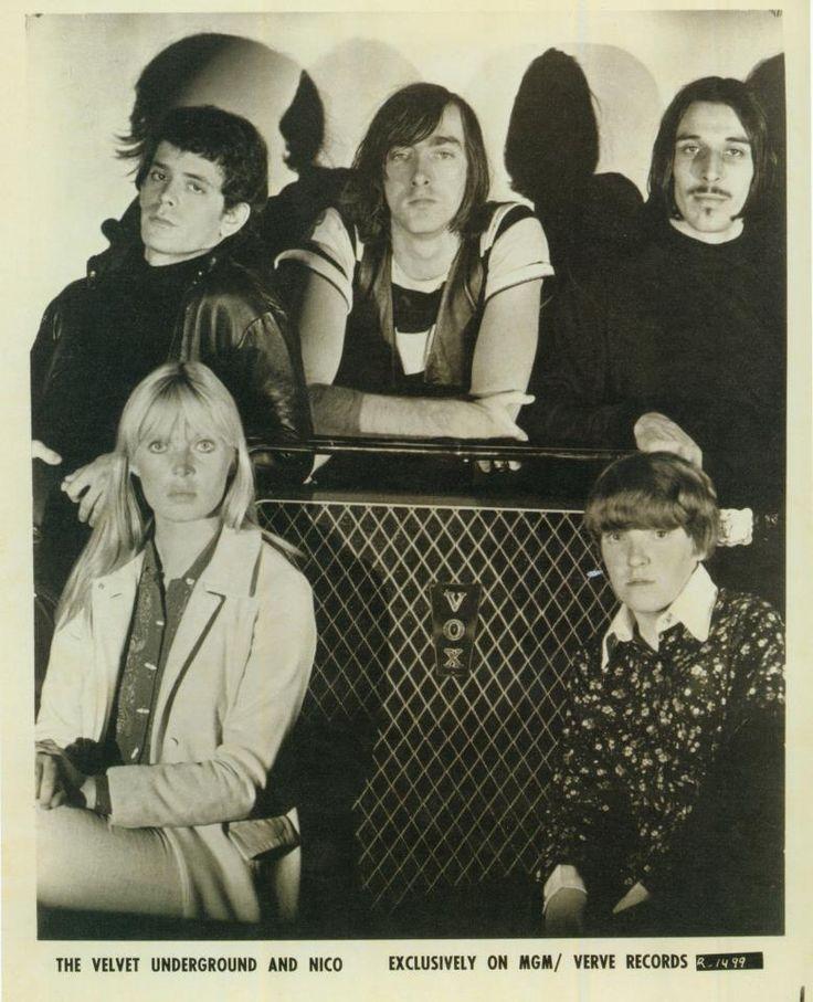 The Velvet Underground - All Tomorrow's Parties  https://www.youtube.com/watch?v=GmEP2t8V7Cc