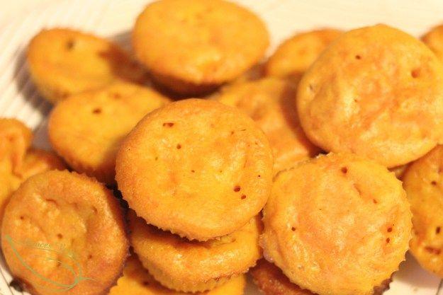Recette végétarienne pour enfants : muffins au potiron