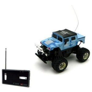 Découvrez sans plus attendre l'idée cadeau pas cher du moment : La mini voiture télécommandée. Ainsi, une fois la télécommande prise en main, vous serez le pilote d'un mini 4X4 ! A offrir pour petits comme pour plus grands, ce gadget radiocommandé sera la source de vos rigolades les plus folles ! Pour le découvrir : http://www.pinklemon.fr ! Pinklemon, le zeste d'idée cadeau pas cher.