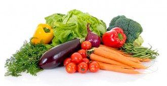 Propiedades de las verduras y hortalizas