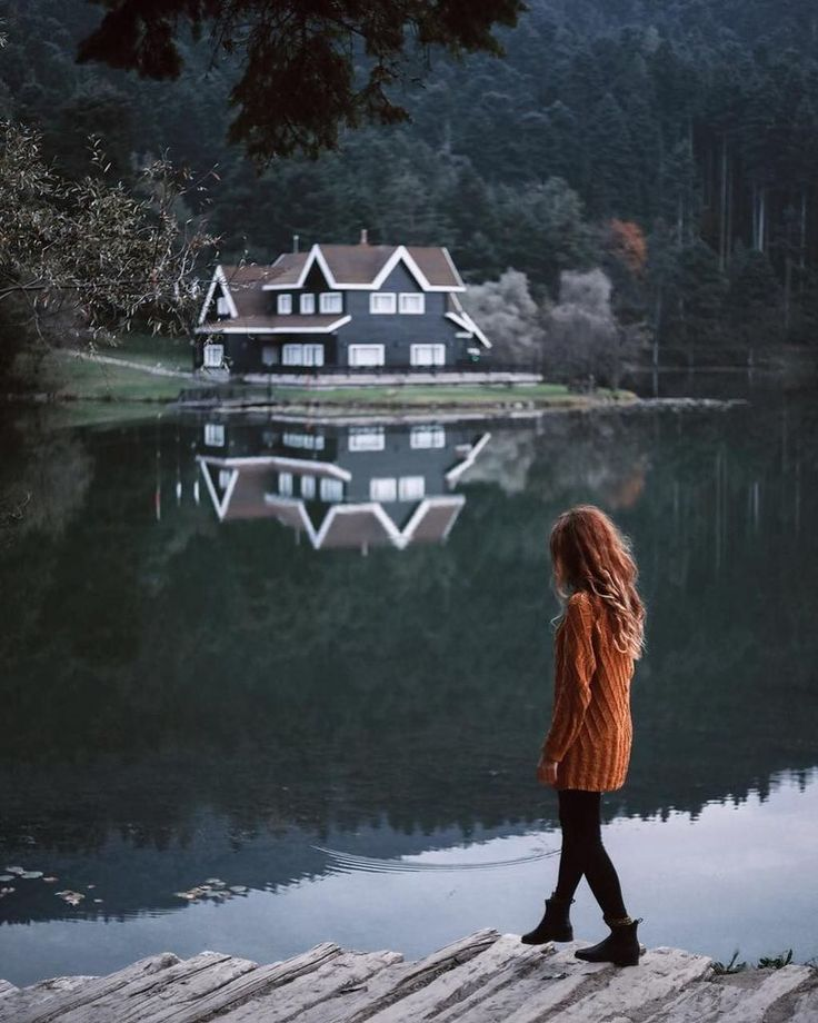 Yeah, life on the lakes in Bolu is just as perfect as you imagine. Come down and discover it for yourself!⠀ ⠀ :mucahitmuglu/IG