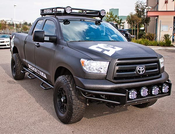 Attractive Blog. West Coast CustomsToyota TundraToyota ...